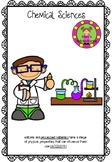 Chemical Science - Natural and processed materials