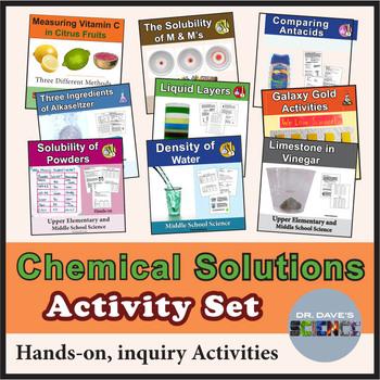 Chemical Solutions BUNDLE