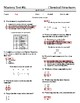 Chemical Structures - Mastery Test