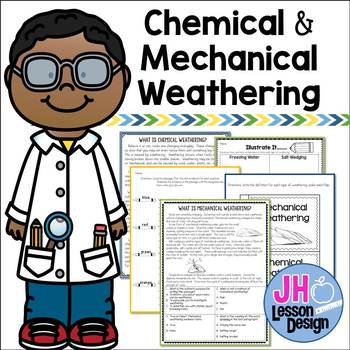 Chemical and Mechanical Weathering: Passages and Interacti