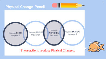 Chemical and Physical Changes I
