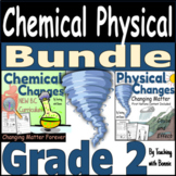 Chemical and Physical Changes: Grade 2: NEW BC Curriculum