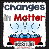 Chemical and Physical Changes- Nonfiction Articles and Activities