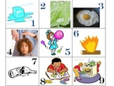 Chemical and Physical Changes Pattern