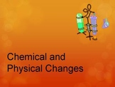 Chemical and Physical Changes PowerPoint-Including Lab