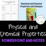 Physical and Chemical Properties--1 Day Lesson