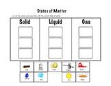 Properties of Matter Mini Unit