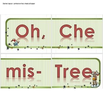 Chemis-Tree Classroom Holiday Decorations