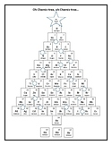 Chemis-tree Coloring Page