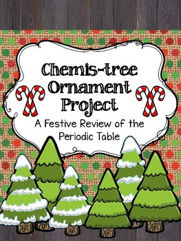 Chemis-tree Ornament Project