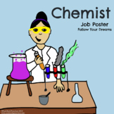 Chemist Job Poster - Discover Your Passions