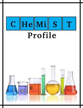 Chemist Profile Report