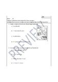 Chemistry 11 Quizzes