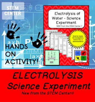 Electrolysis Of Water Worksheets & Teaching Resources | TpT