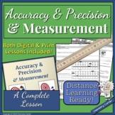 Chemistry: Accuracy, Precision, & Measurement