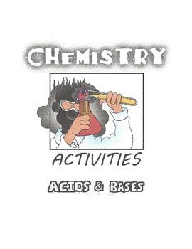 Chemistry - Acids & Bases (Grades 5-8)