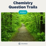Chemistry Active Review Science Question Trails Bundle print and digital