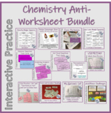 Chemistry Activities for the Worksheet-Less Classroom