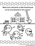 """Chemistry Activity Page from """"Bonding with Friends: Helium"""