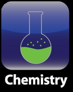 Chemistry App Style Logo Alternative (PNG)