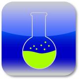 Chemistry App Style Logo