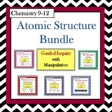 Chemistry Atomic Structure Guided Inquiry Lessons Bundle