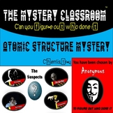 Chemistry: Atomic Structure Mystery | The Mystery Classroom