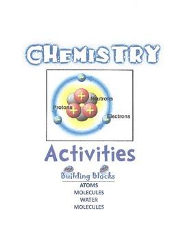 Chemistry - Atoms & Molecules (Grades 5-8)