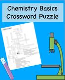 Chemistry Basics Crossword Puzzle