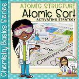 FREE Chemistry Basics Series: Atomic Sort