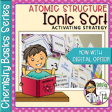 Chemistry Basics Series: Ionic Sort