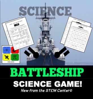Chemistry Battleship Game