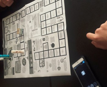 Chemistry Board Game Review