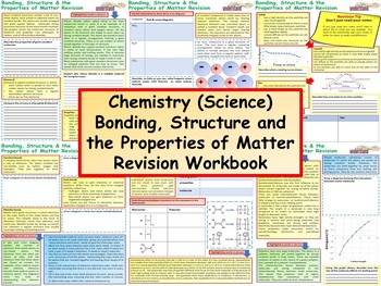 Chemistry Bonding, Structure & the Properties of Matter Revision Workbook