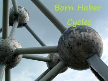 Chemistry: Born Haber Cycles