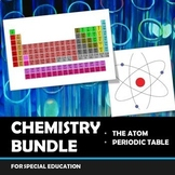 Chemistry Bundle For Special Education