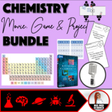 Chemistry Bundle (Movie Guides, Project, and Review Games)