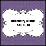 Chemistry Bundle (SNC1D/SNC1P)