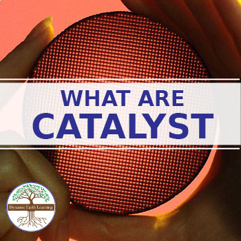 (Chemistry) WHAT ARE CATALYST: FuseSchool - Video Guide