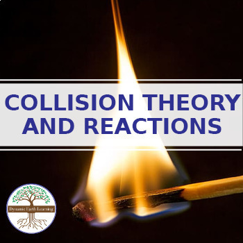 (Chemistry) COLLISION THEORY AND REACTIONS PART 1: FuseSchool - Video Guide