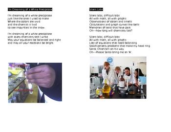 Chemistry Caroling Booklet