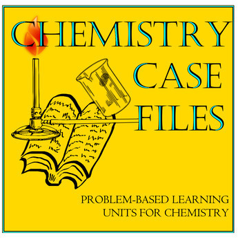 "Chemistry Case Files: A Story-based ""EM Radiation and History of the Atom"" Unit"