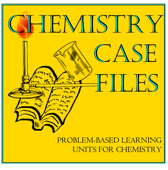 Chemistry Case Files: Using Chemistry to Solve the Crime