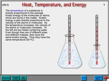 Chemistry Chapter 10: Thermochemistry