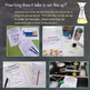 Chemistry Chat: First Day of School Ice Breaker Lab Activity for Chemistry