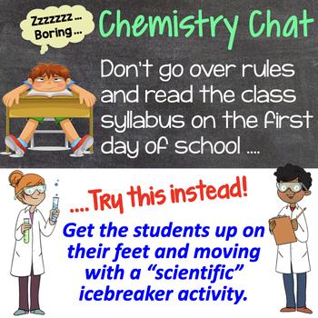 Chemistry chat