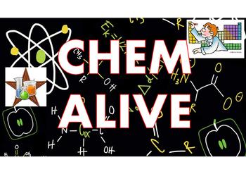 Chemistry: Chem Alive Game