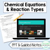 Chemistry Chemical Reactions Equations PowerPoint with Gui