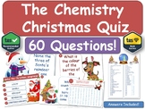 Chemistry Christmas Quiz!