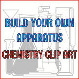 Chemistry Clip Art - Build Your Own Apparatus